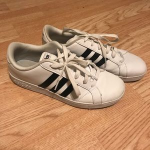 Adidas Womens NEO Baseline Casual Sneaker Size 6.5